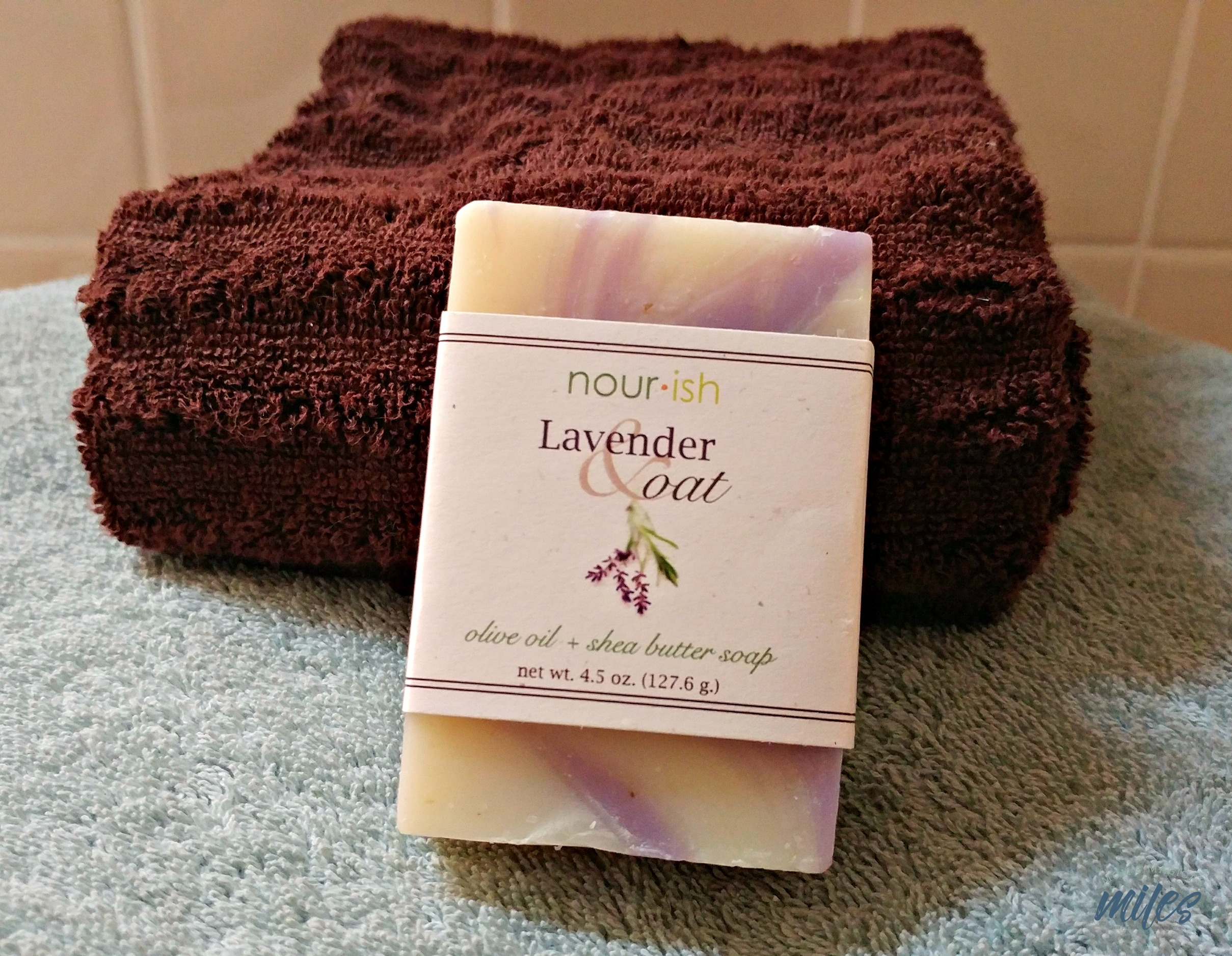 The soaps at Nourish Natural Bath Products in Savannah are handcrafted in small batches.