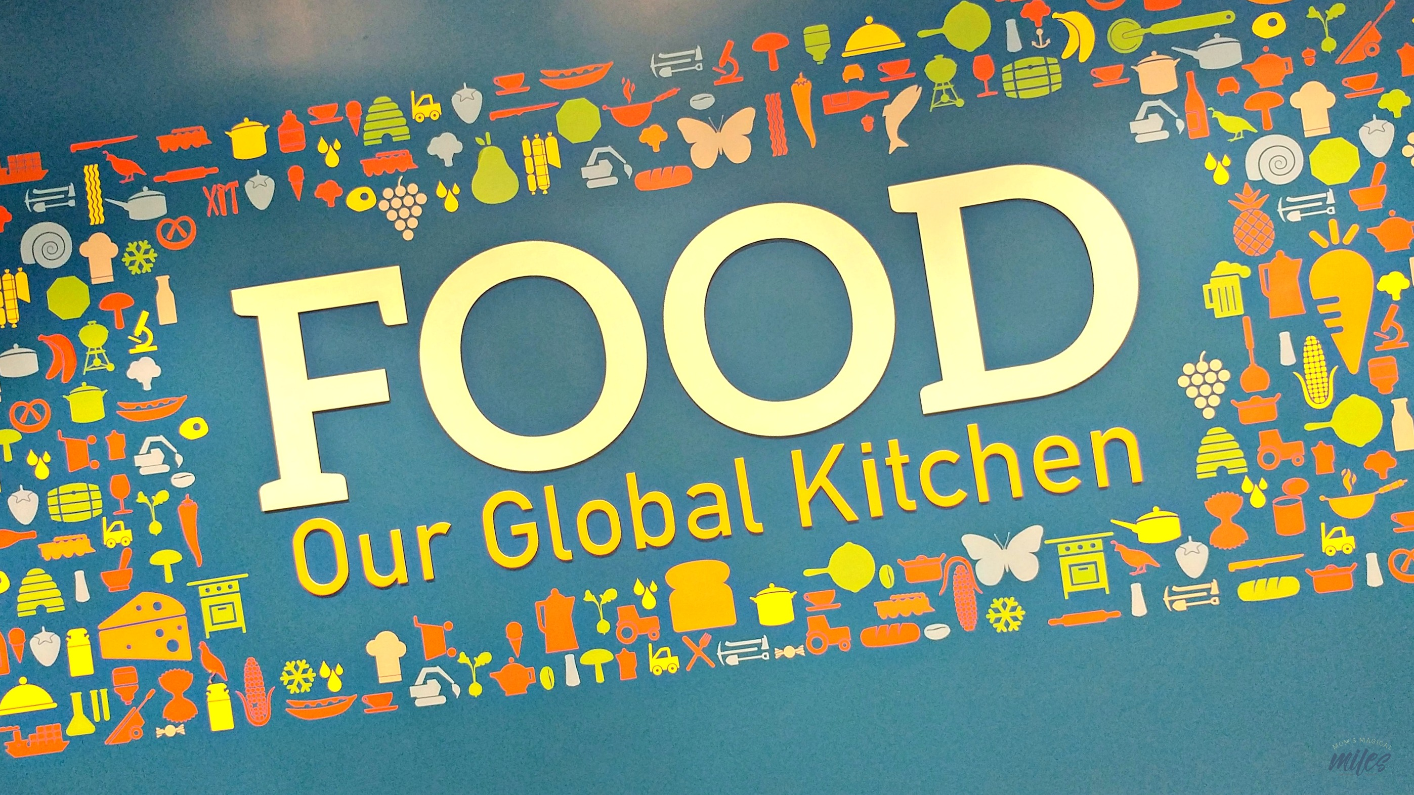 FOOD: Our Global Kitchen at Fernbank Musuem of Natural History
